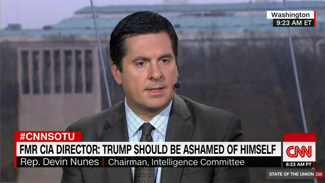 """رئيس لجنة الاستخبارات بأمريكا لـCNN: تصريح ترامب عن """"ملاحقة الجهاديين"""" سابقة"""