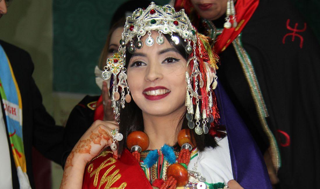 مدينة أكادير المغربية تختار ملكة جمال الأمازيغ