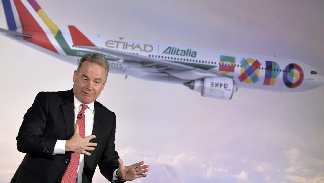 بعد مغادرة رئيس طيران الاتحاد لمنصبه.. ما الذي ينتظر الناقل الخليجي؟