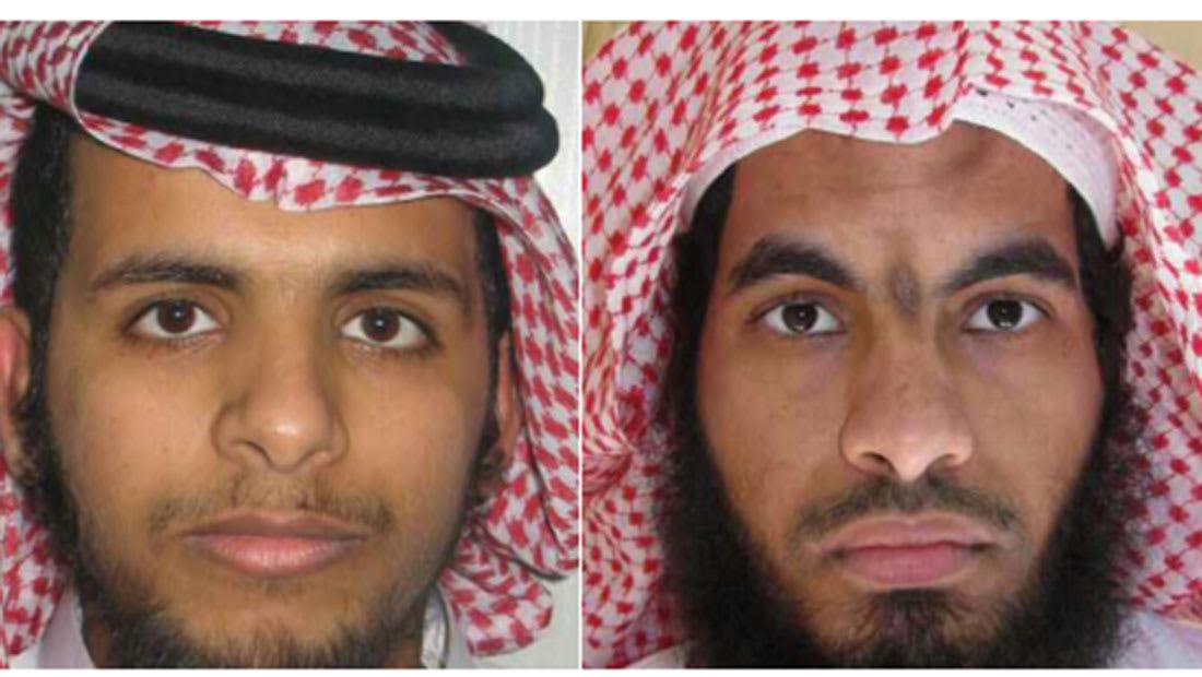 الداخلية السعودية: انتحاريا الحرازات سعوديان هما خالد السرواني ونادي عنزي