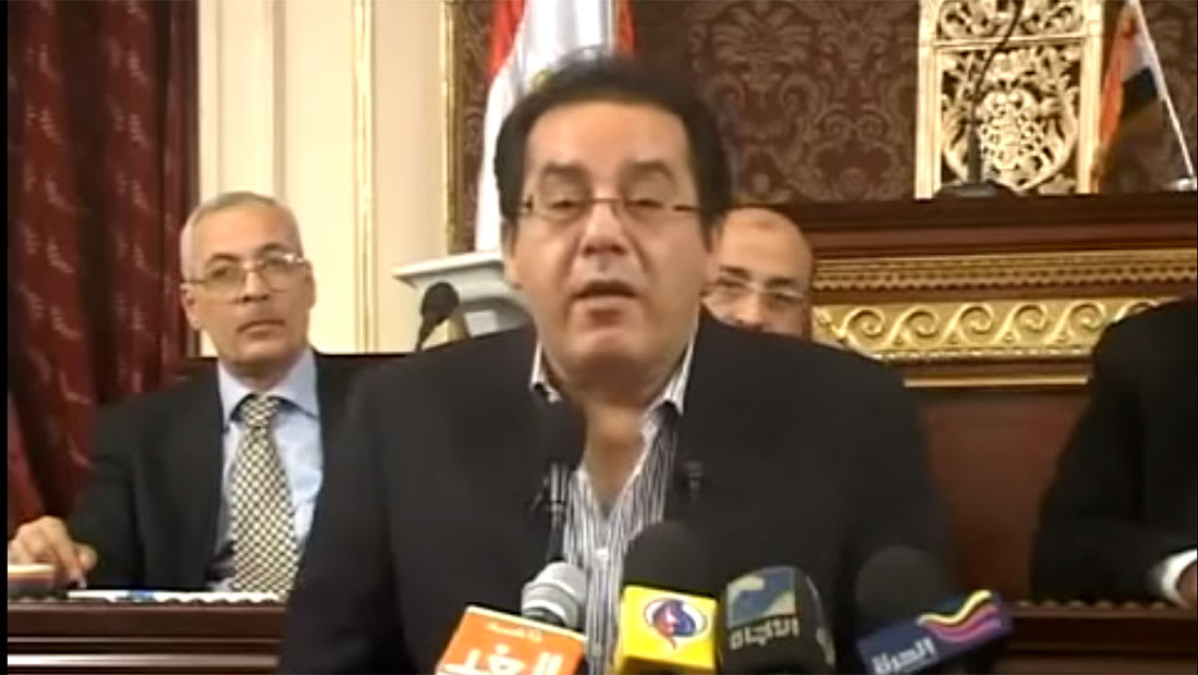 """أيمن نور ينشر فيديو: قلت لمبارك أرحل قبل 4 أيام من """"25 يناير"""""""