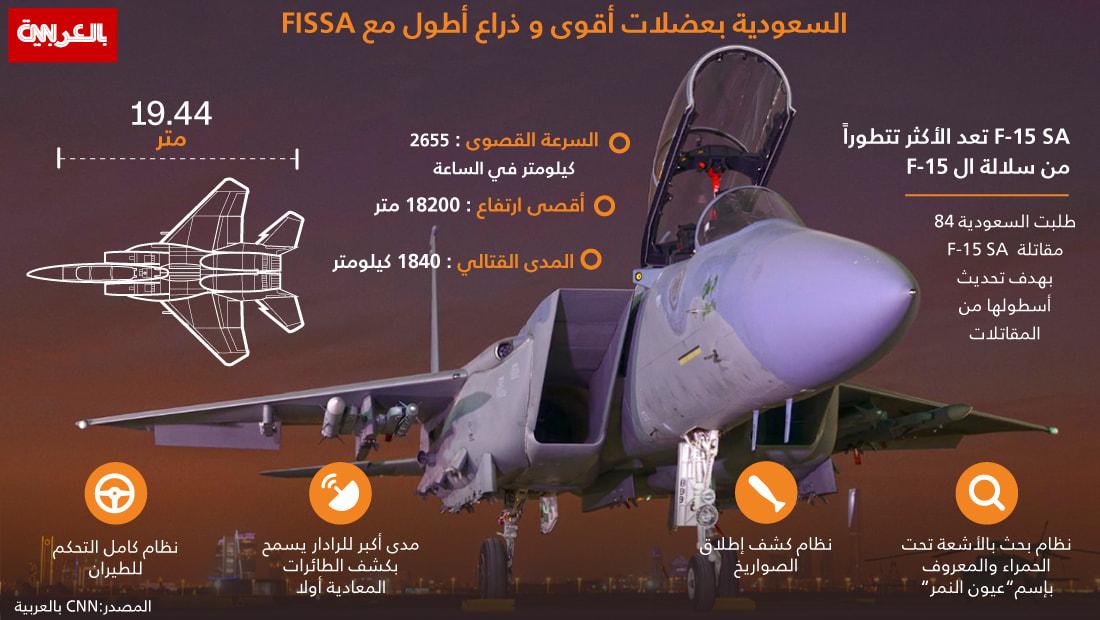 الملك سلمان يدشن الطائرة F15-SA في حفل الذكرى الخمسين لتأسيس كلية الملك فيصل الجوية