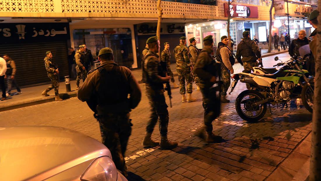 لبنان: ضبط شبكة تجسس لصالح الموساد الإسرائيلي