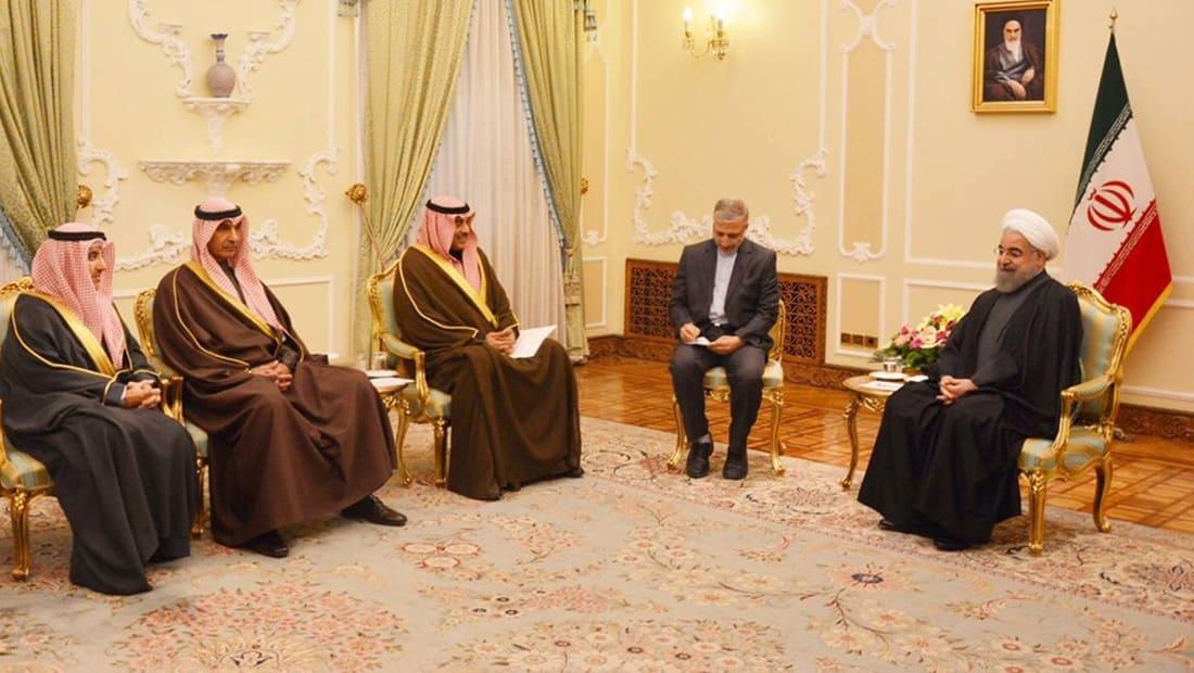وزير خارجية الكويت يزور إيران.. وظريف: جار جيد ومهم