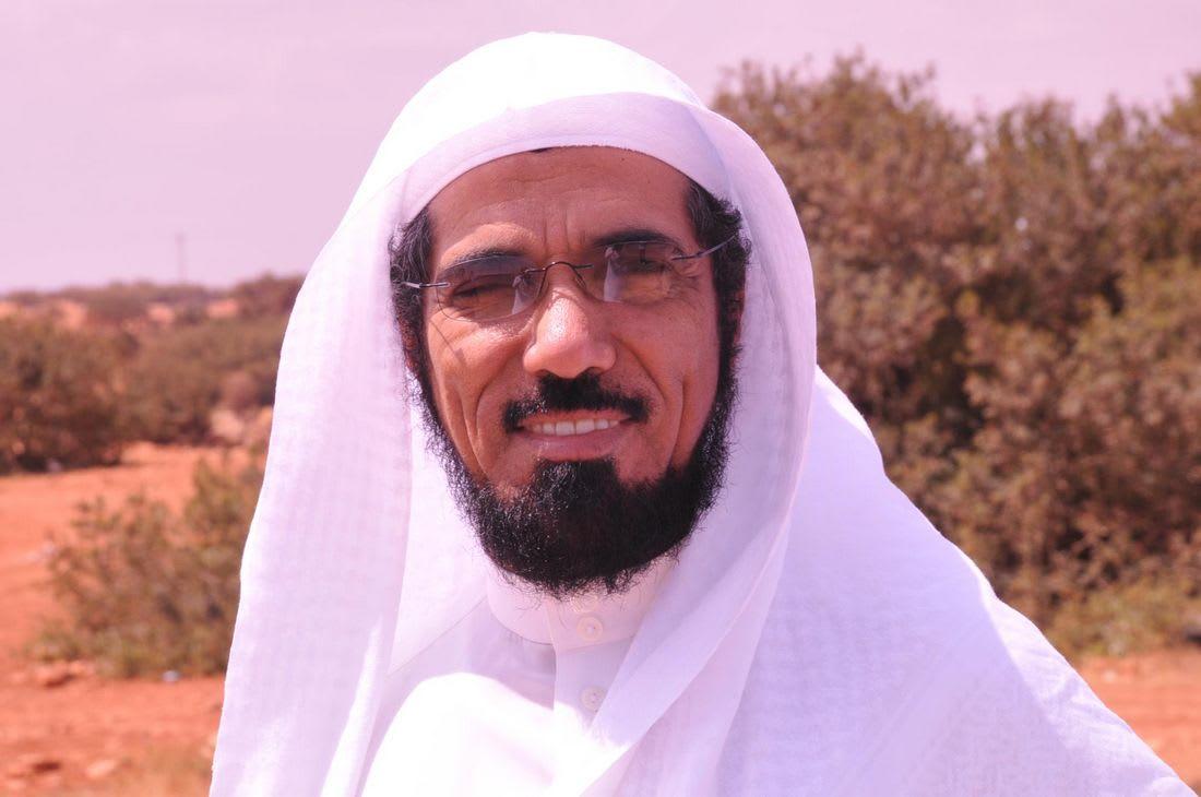 سلمان العودة ينعى زوجته: حين رحلتِ أدركتُ أنني لا أستحقك