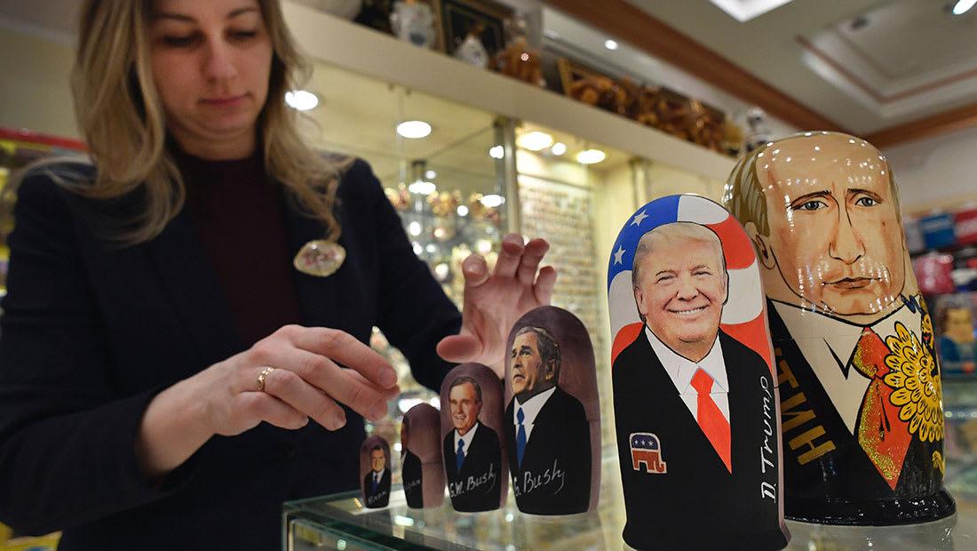 عرافة تنبأت بفوز ترامب تتوقع لـCNN مصيره ومستقبل بوتين وأردوغان