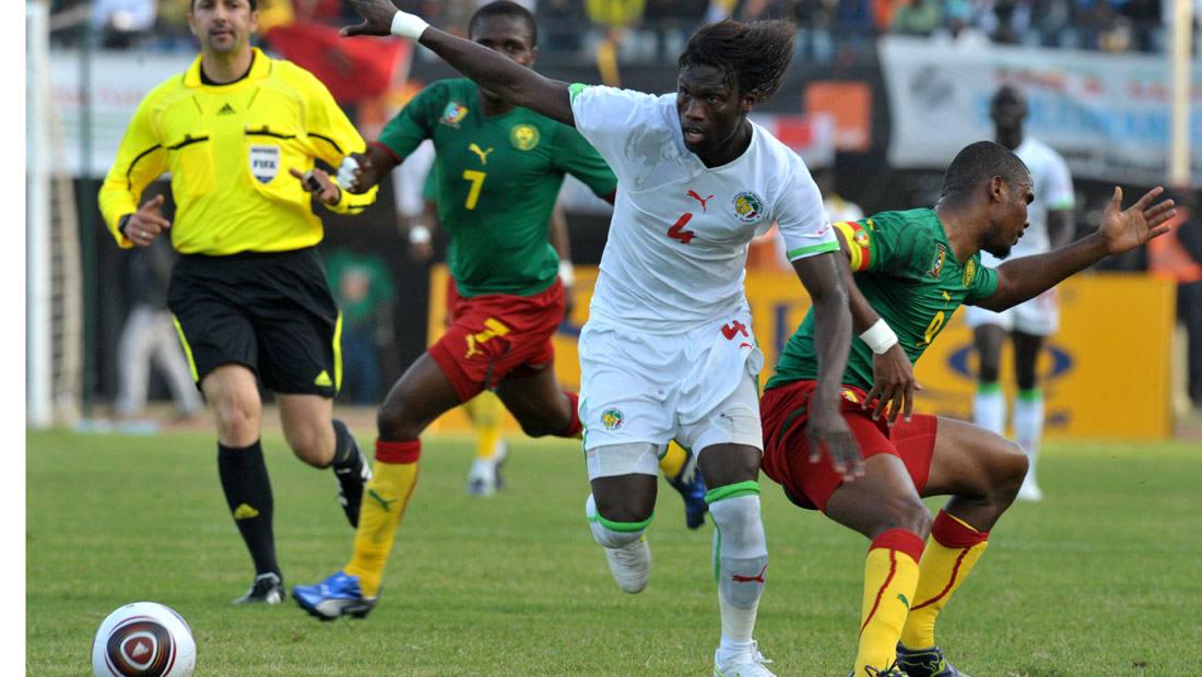 معركة الأسود الأفريقية بين السنغال والكاميرون في ربع نهائي الكأس
