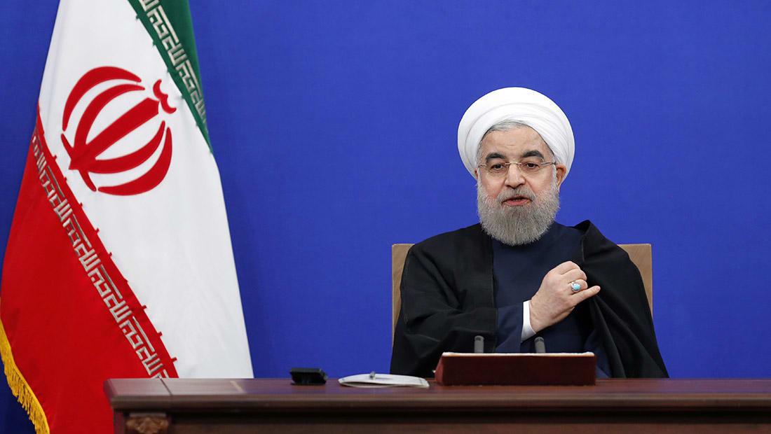 روحاني: إيران بلد سلام وعصر الجدران بين الشعوب انتهى