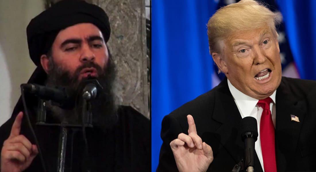 """البيت الأبيض يكشف خطة ترامب لـ""""دحر داعش"""""""