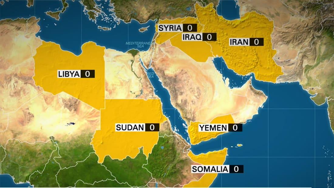 فريد زكريا يبين لـCNN مدى خطورة الدول الـ7 بحظر ترامب