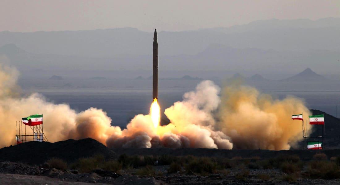 إيران تجري أول اختبار صاروخي في عهد ترامب