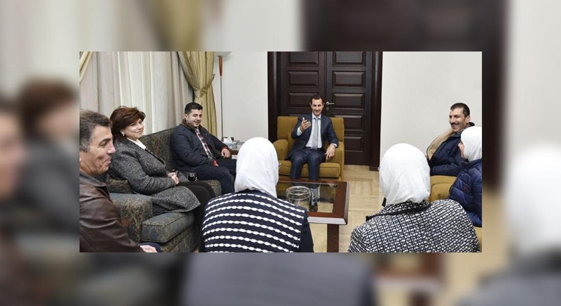 بعد تحدي فيصل القاسم.. سانا تنشر صورة حديثة لبشار لأسد
