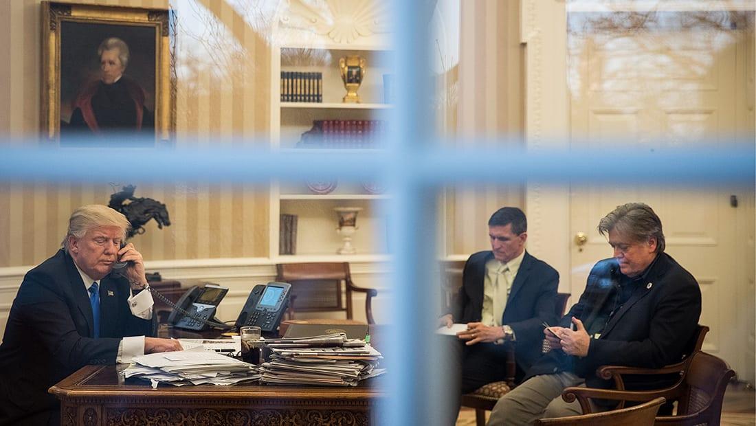 """محلل يرد لـCNN على تصريح مستشار ترامب عن """"حرب عالمية ضد فاشيين إسلاميين"""": حملة صليبية"""