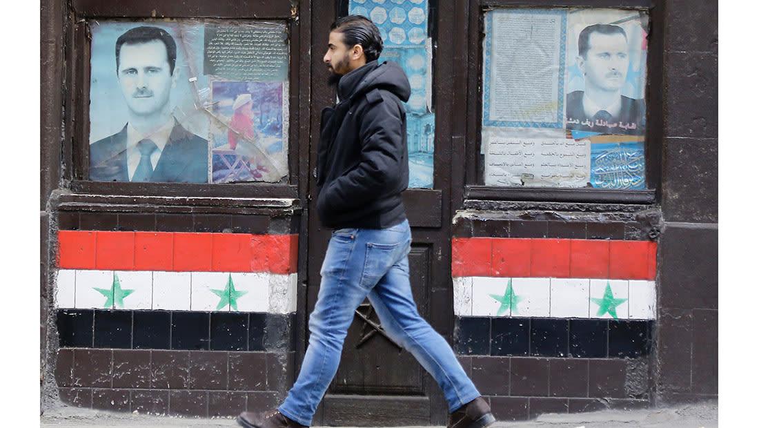 """بشار الأسد عن """"حظر ترامب"""": ليست مسؤوليتي طلب السماح بدخول السوريين كلاجئين"""