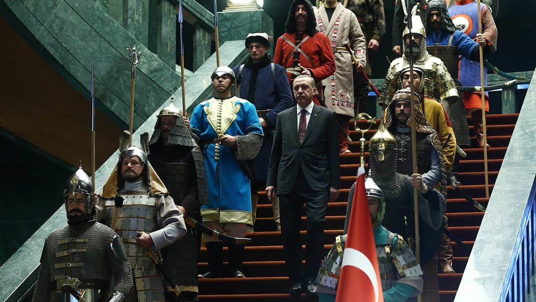 أردوغان يقر النظام الرئاسي: الشعب سيقول نعم في 16 أبريل