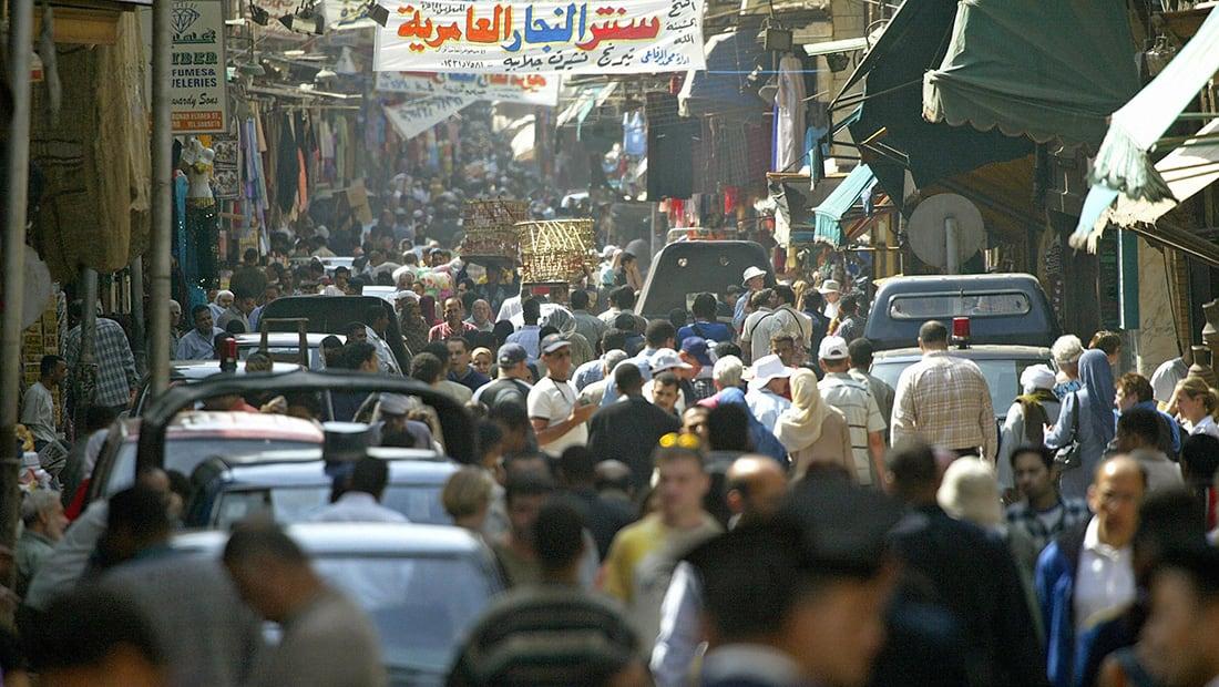 معدل التضخم بمصر يسجل 29.6%.. وخبراء لـCNN: متوقع