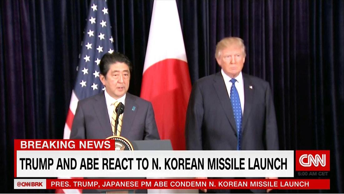 كوريا الشمالية تطلق أول صاروخ بعهد الرئيس الأمريكي الجديد.. وهذا رد ترامب