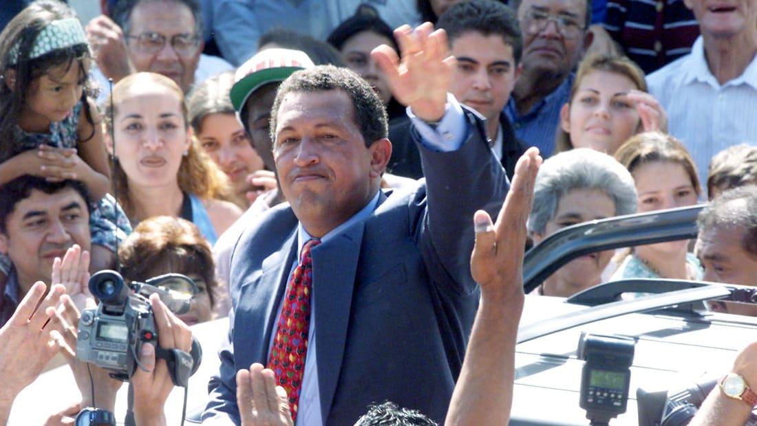 سفير أمريكي سابق لـCNN عن بيع هويات فنزويلية لعرب: البداية كانت بعهد تشافيز