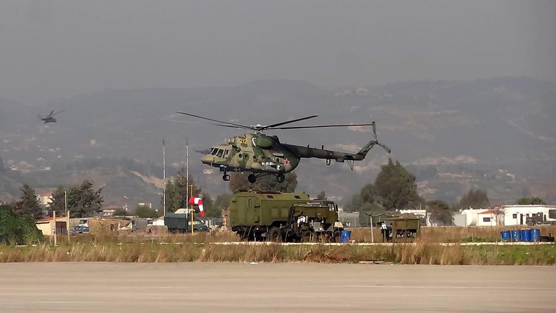 تقرير: إرسال كتيبة شرطة عسكرية روسية إلى سوريا