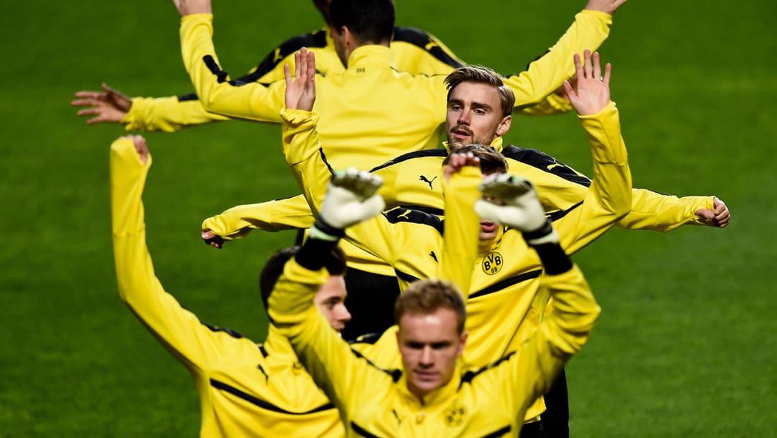 دورتموند يلاقي بنفيكا في مباراة استرجاع أمجاد الماضي