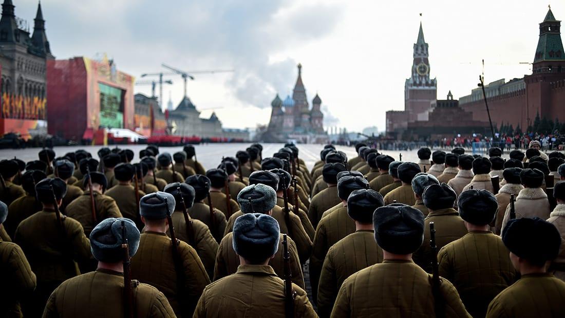 تقرير: القوات الروسية 798 ألف عنصر فاعل وهذه توزيعاتهم
