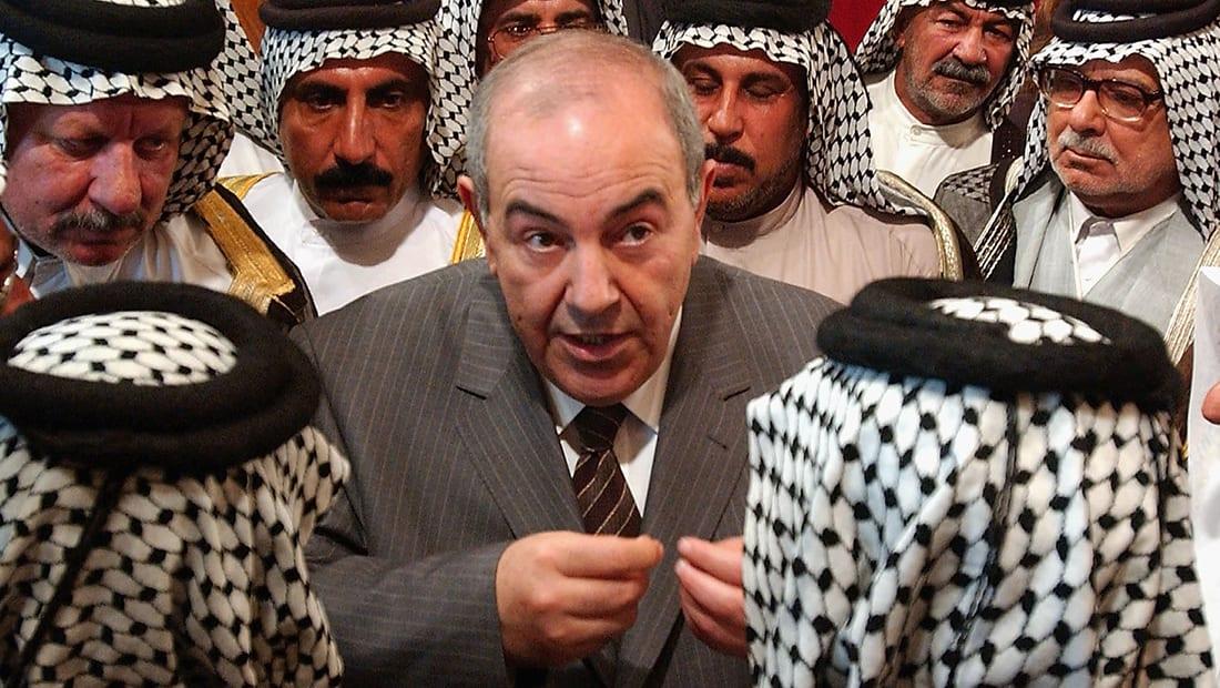 أياد علاوي يكشف تفاصيل عن محاولة اغتياله بعهد صدام حسين