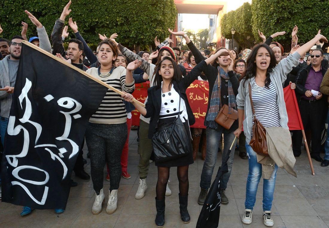 ست سنوات على اندلاع أولى احتجاجاتها.. ما أسباب خفوت حركة 20 فبراير بالمغرب؟