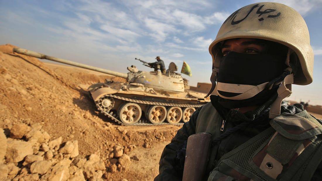 مسؤول أمريكي سابق لـCNN: لست قلقا على العراق ولكننا بحاجة لقوة عربية بسوريا