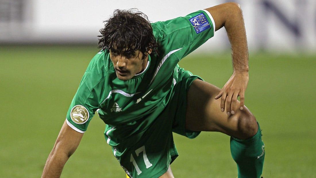 العراقي عبد الزهرة: هزيمتنا أمام السعودية أثرت على مسيرتنا... الحظ عاندنا ولكننا نستطيع التأهل