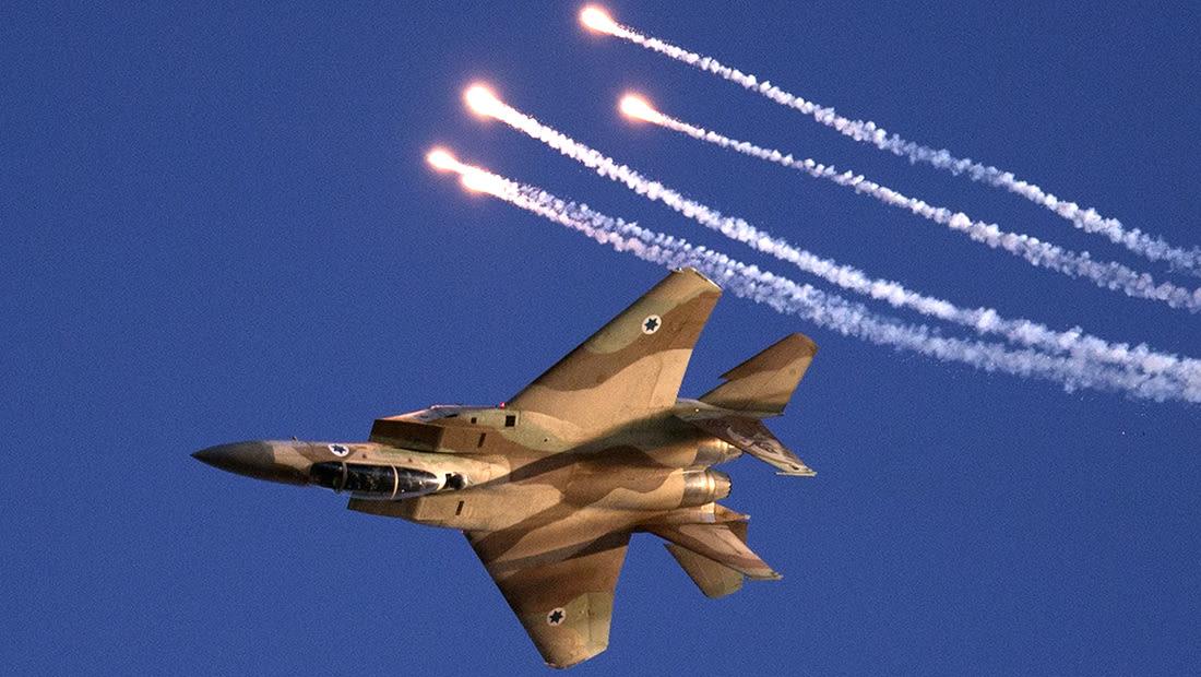 5 غارات إسرائيلية على غزة ردا على إطلاق صواريخ