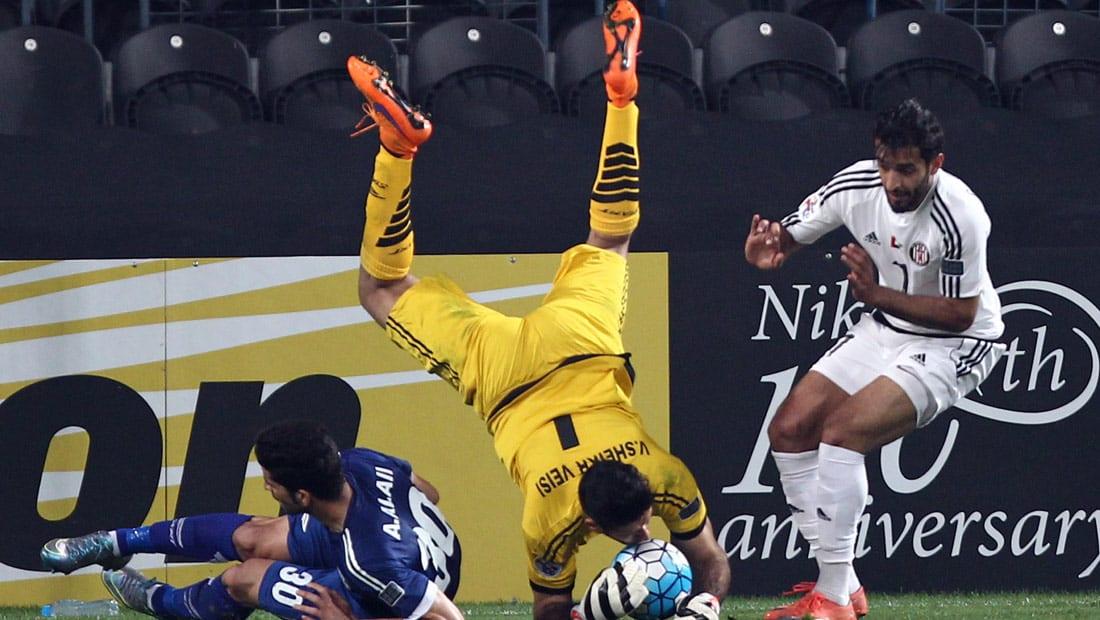 يوم حزين للأندية السعودية والإماراتية في أبطال آسيا