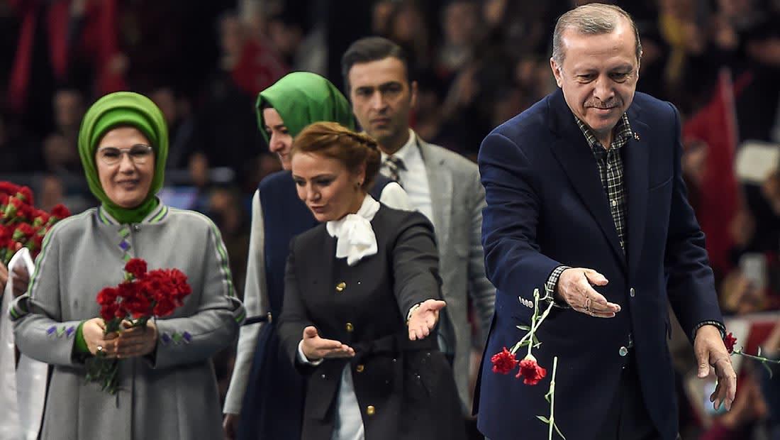 """أردوغان يتهم ألمانيا بـ""""النازية"""": ليست لها علاقة بالديمقراطية من قريب أو بعيد"""