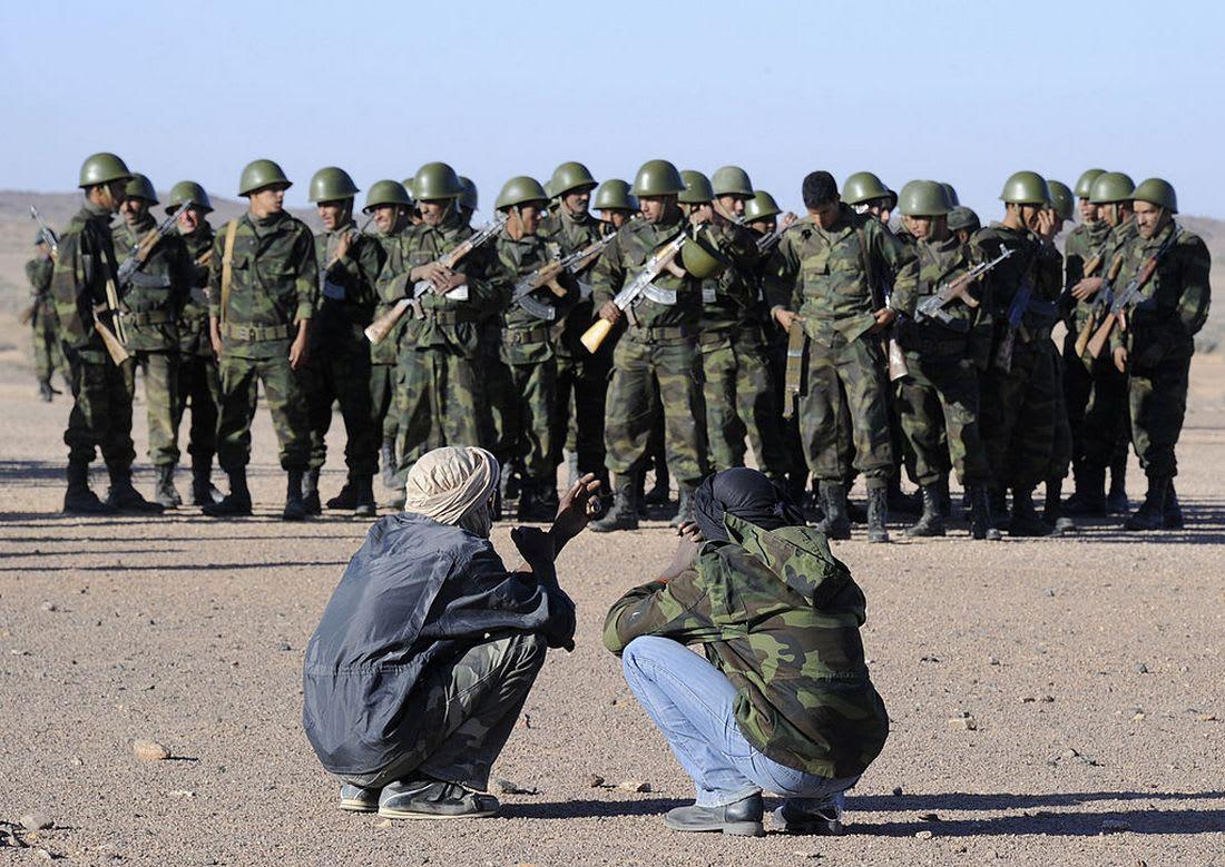 """البوليساريو ترغب بإعمار ما تصفه بـ""""الأراضي المحرّرة"""" في الصحراء الغربية"""
