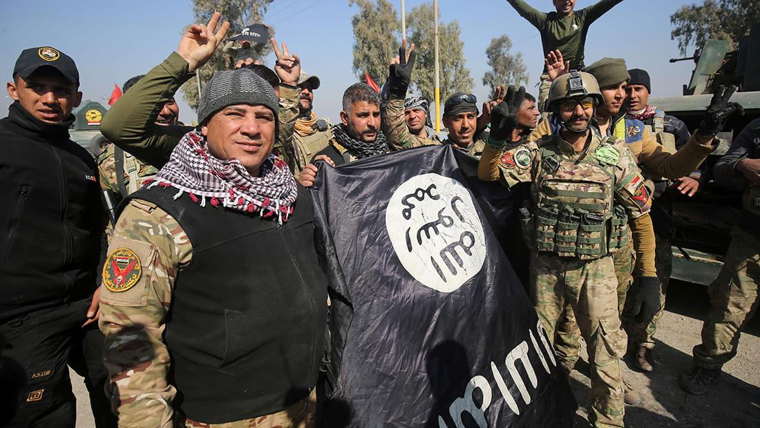 العبادي يدعو داعش للاستسلام خلال زيارة للموصل