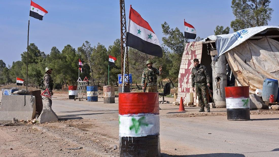 المرصد: الجيش السوري يستعيد محطة الخفسة بحلب بعد انسحاب داعش