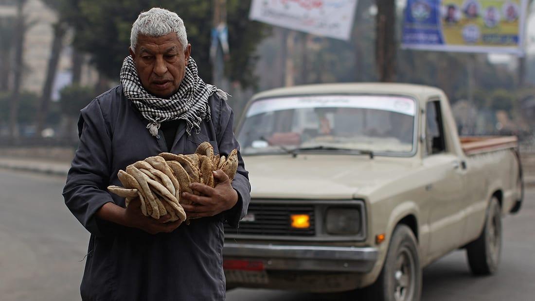 وزير تموين مصر لـCNN: مظاهرات الخبز مفتعلة ومدبرة وأزمة القمح لن تعود