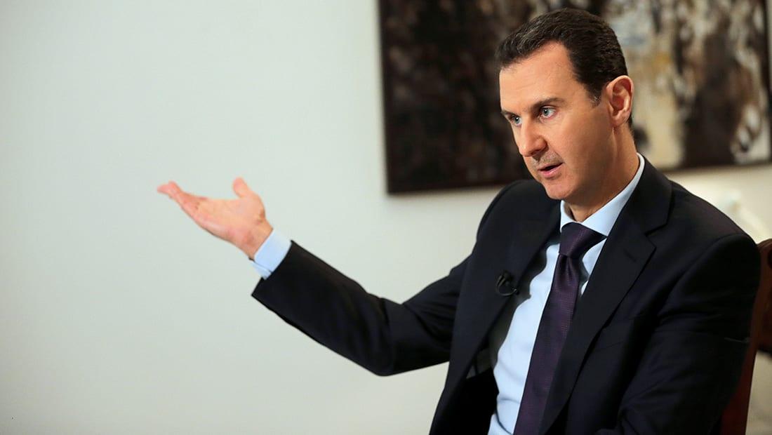 بشار الأسد: أردوغان إخواني متعاطف مع داعش.. وأي قوات أجنبية بسوريا دون إذن هي غازية