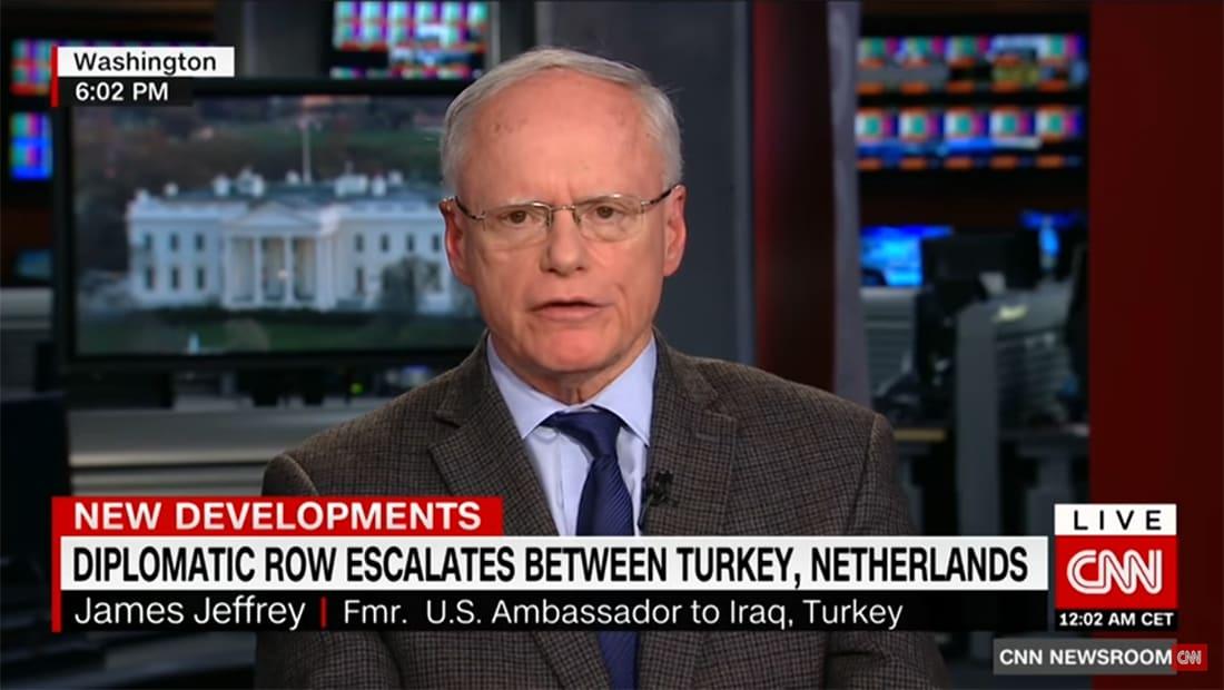 دبلوماسي أمريكي لـCNN: أردوغان لن يعاقب هولندا وتهديداته مؤقتة