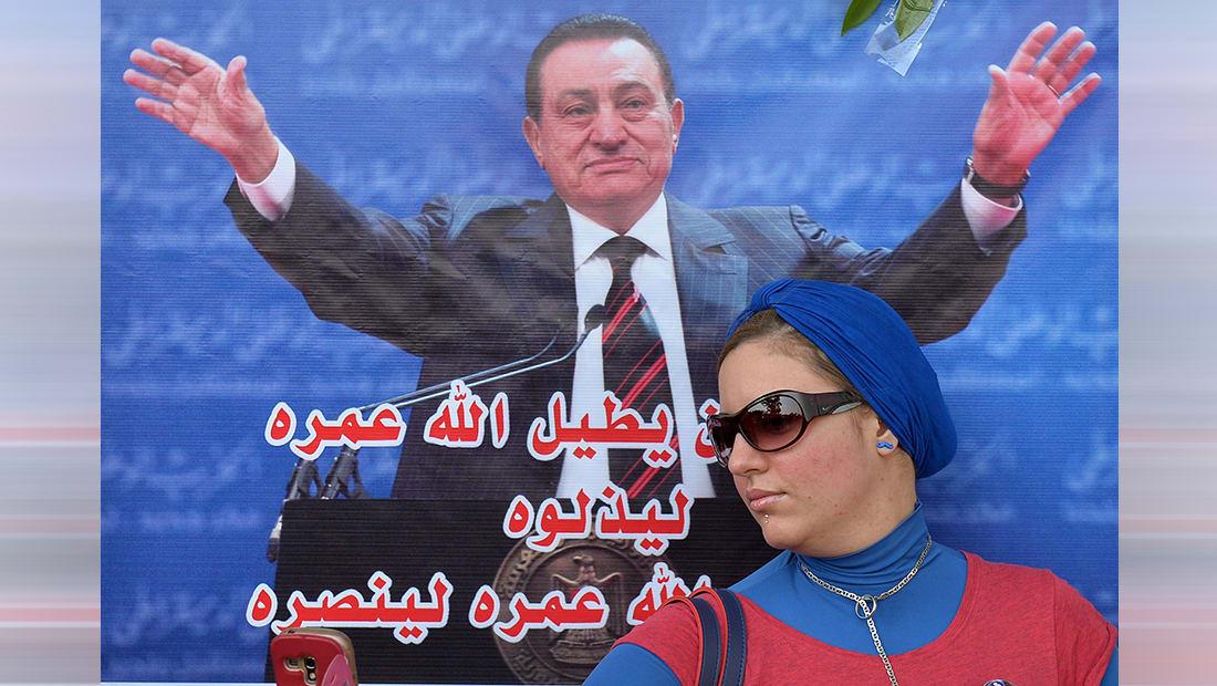 خلفان: حسني مبارك يخرج رمزا من جديد بمصر