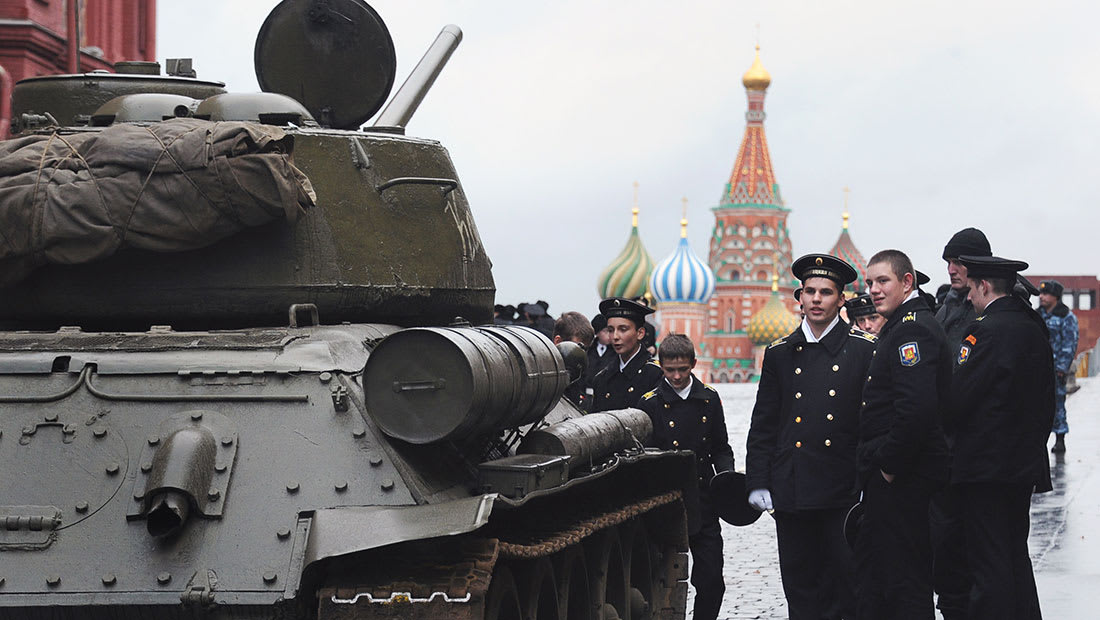 موسكو تنفي وجود قوات روسية خاصة في مصر