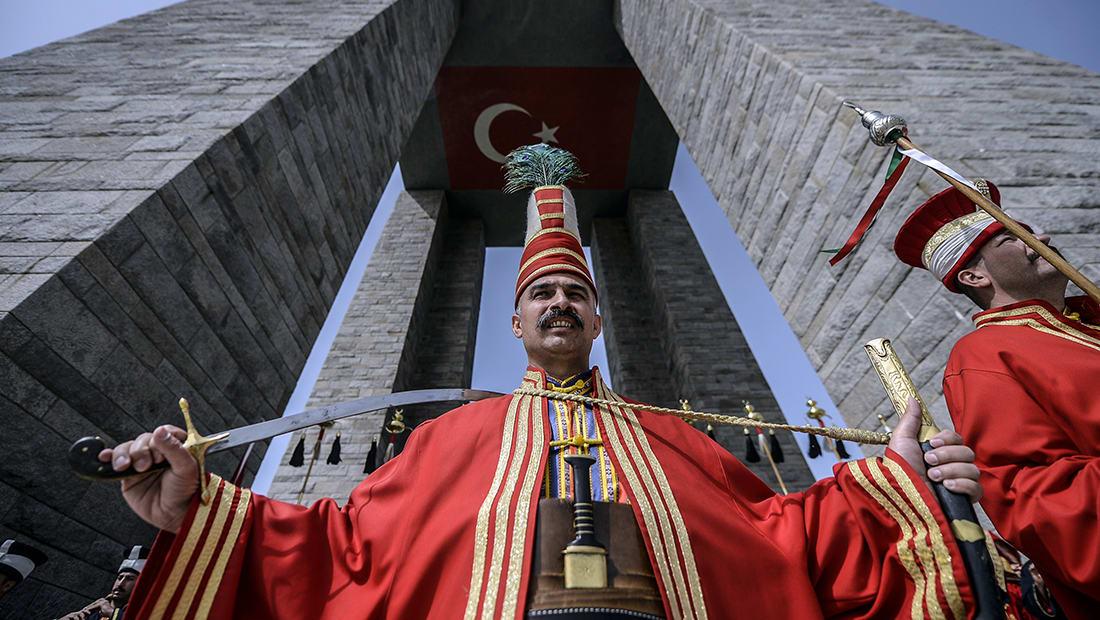 تقرير تركي: الدولة العثمانية أنقذت هولندا بـ1916