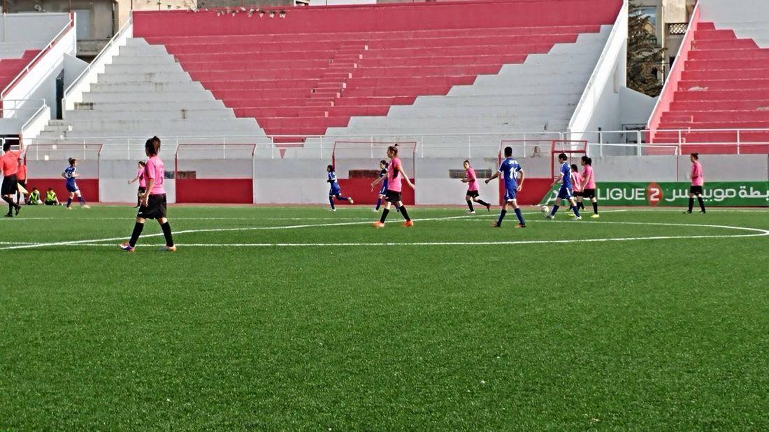 إلغاء مباراة كروية بين فريق للإناث وآخر للذكور في الجزائر بسبب تعليقات مسيئة