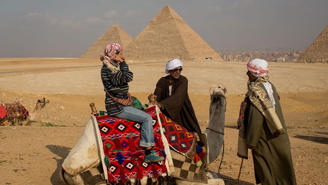 الباحث السيسي وسط أزمة أهرام السودان والشيخة موزا: حضارة مصر عقدة للصهيونية