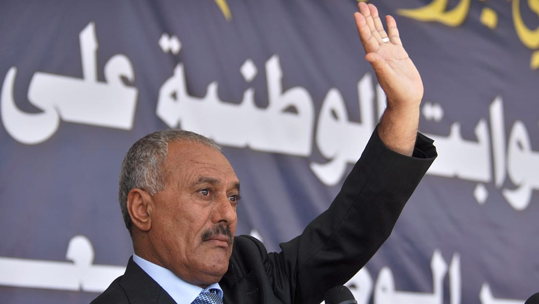 علي عبدالله صالح: نمد أيدينا للسلام مع الجارة السعودية بإطار لا ضرر ولا ضرار