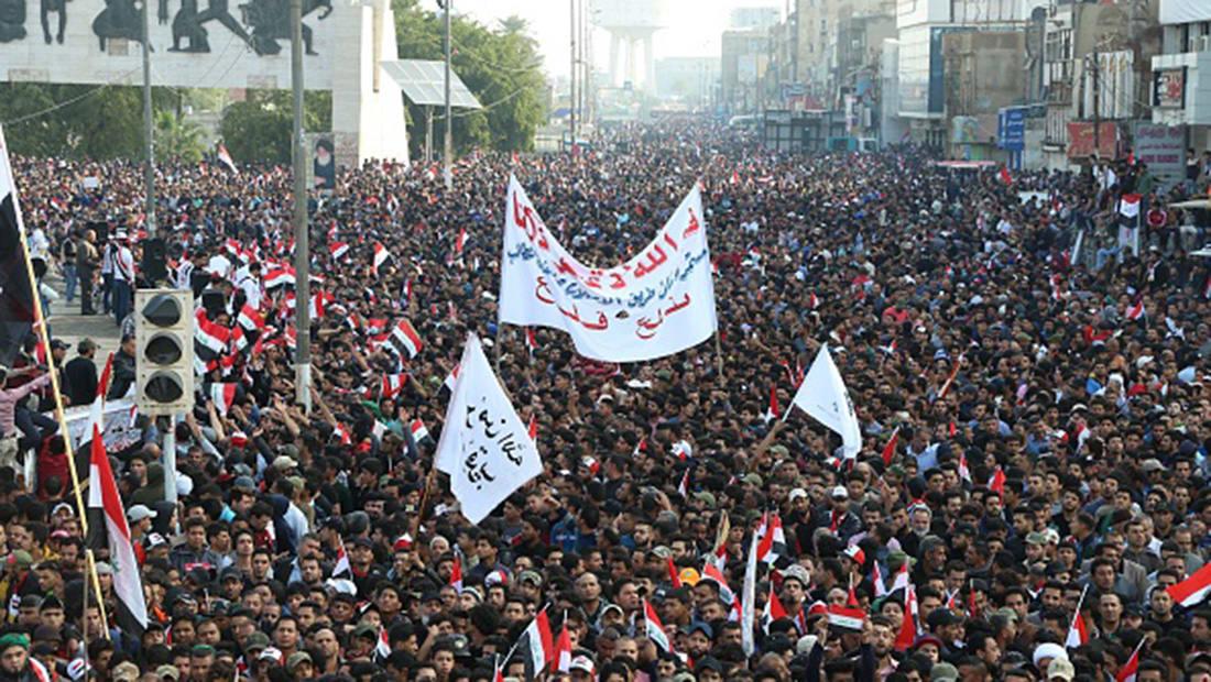 مقتدى الصدر لآلاف من أنصاره في بغداد: هذه وصيتي إذا نجحوا في اغتيالي
