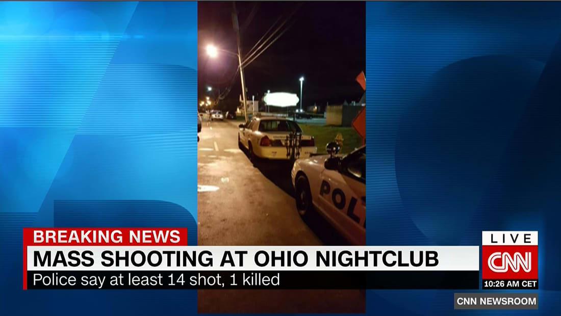 الشرطة الأمريكية: قتيل و14 جريحا بإطلاق نار في نادٍ ليلي.. ولا ترجيح لهجوم إرهابي