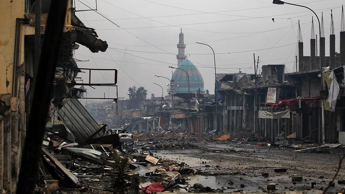 ناصر العمر يدعو المسلمين للاستيقاظ: لن يقف التحالف عند الموصل