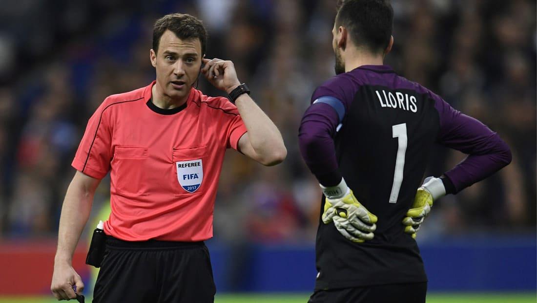 """""""الفيديو المساعد"""" يهدي هدفا لإسبانيا ويلغي آخر لفرنسا"""