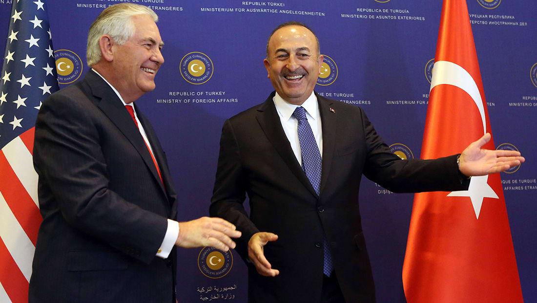 وزير الخارجية الأمريكي: مصير الأسد يحدده الشعب السوري