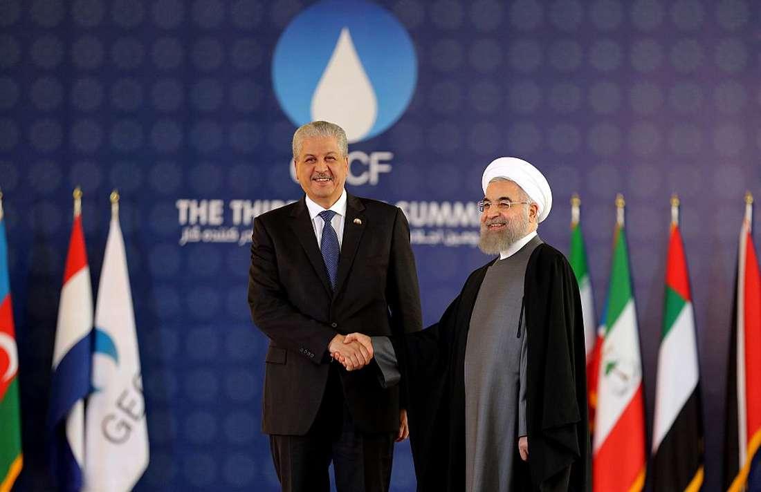 تصريحات منسوبة للجزائر حول إيران والسعودية تدفع بالخارجية إلى التوضيح